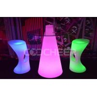 Buy cheap Nightclub / home / party Led Bar Furniture , led glow furniture 20 Kinds Color from Wholesalers