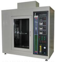 Buy cheap IEC60695-11-3 / UL94 Horizontal Vertical Flammability Testing Equipment 128 Kg For Plastics from wholesalers