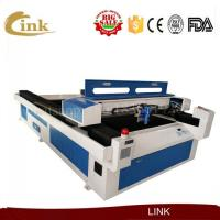 Buy cheap Auto CNC Sheet Metal Laser Cutter Leadshine Driver With Hiwin Linear Square Rails from Wholesalers