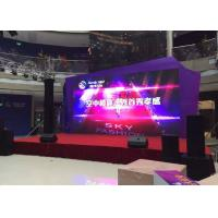Buy cheap P6mm full color indoor  P2 P2.5 P3 P4 P5 P6 led video wall / indoor full color P6 led display from wholesalers
