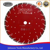 Quality 350mm Diamond Concrete Saw Blades for  For Cutting Reinforced Concrete Structures, Road Construction wholesale
