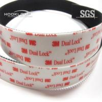 Quality Extra Strength Dual Lock Velcro Tape , Self Adhesive Nylon Tape 100MM - 300MM Width wholesale