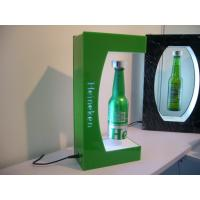 Buy cheap Rotating Magnetic Pop Display For Advertisement , Acrylic Bottle Display from Wholesalers