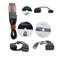 Buy cheap MVCI TOYOTA TIS plus HONDA HDS and VOLVO DICE Auto Diagnostic Tools from Wholesalers