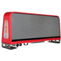 Buy cheap 3G / Wifi Control Taxi Top Led Display , Small LED Billboard Advertising For Car from Wholesalers