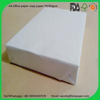 Buy cheap 80GSM Colorful and white color Copy Paper Printer Paper with A4 Letter Size from Wholesalers