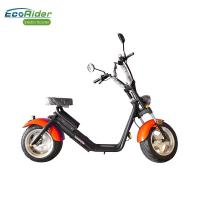 Buy cheap EcoRider fat tire electric bicycle,on off road eletric scooter with remote from Wholesalers