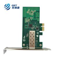 Buy cheap F901E compatible Allied Telesis 2911 PCI Express Gigabit Intel I210 Network Card from wholesalers