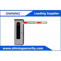 Buy cheap Electrical Gate Arms Barrier Gates / Parking Control Gates For Highway Or School from Wholesalers