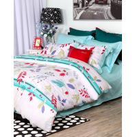 Quality Fashion ELLE Contemporary Printed Cotton Floral Bedding Sets 4pcs For Kids for sale