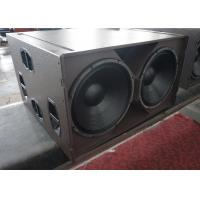 "Buy cheap Powerful 3 x 21"" 3600 Watts RMS Subwoofer Speakers for Indoor and Outdoor Dance Events from Wholesalers"