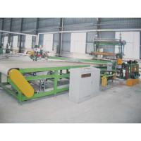 Quality Horizontal Rubber cutting machine , Manual Or Automatic Fixed Length Way for sale