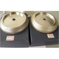 Quality 127mm Electroplated CBN Grinding Wheel, Grit:#100/120 or #140/60 for Grinding Band Saw wholesale