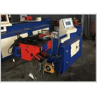Buy cheap Semi Automatic Hydraulic Pipe Bending Machine Maximum Bending Radius 250mm from wholesalers