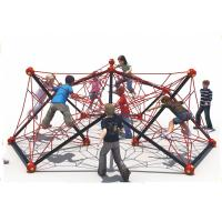 Buy cheap Physical Training Series Climbing outdoor playground equipment - CE, ISO approved from wholesalers