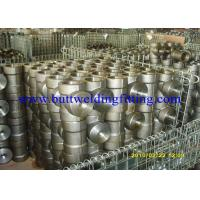 Buy cheap Steel Forged Fittings A350 LF2 , Elbow , Tee , Reducer ,SW, 3000LB,6000LB  ANSI B16.11 from Wholesalers