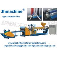 single layer automatic PP.PS Extruder line