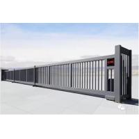 China Motorized Automated Sliding Gates Telescopic With Anti Collision on sale