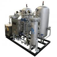Buy cheap Stainless Steel PSA Nitrogen Generator System Blue/White Applied in Medical industry from wholesalers