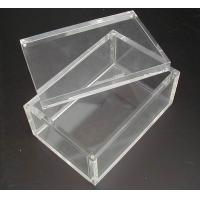 Buy cheap Acrylic Box  Lucite case  Plexiglas Box from Wholesalers