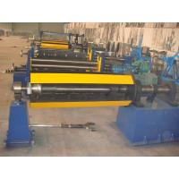 Buy cheap seamless sheet metal slitting  Lines machines suppliers for Zinc-plating Roll Sheet from Wholesalers