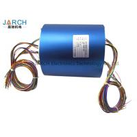JARCH Slip Ring Through Bore Define Slip Ring 80mm 500RPM Speed for Routing Hydraulic or Pneumatic Lines