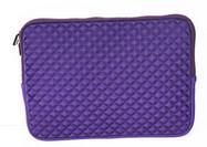 "Scratch Proof Neoprene Notebook Sleeve Protection 10"" Diamond Surface"