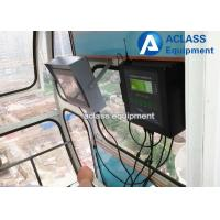 Buy cheap Self Erecting Tower Cranes Remote Monitoring Management System with Black Box from Wholesalers