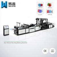 Buy cheap Waterproof Non Woven Bag Making Machine With Printing Fully Automatic from Wholesalers
