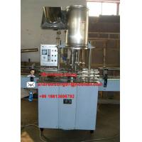 Buy cheap plastic bottle capping machine from Wholesalers