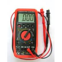 Buy cheap Mst-A2102b Automotive Digital Multimeter High Resistance Measurement from Wholesalers
