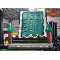 Buy cheap Children Inflatable Indoor Rock Climbing Wall Forest Snow Mountain from Wholesalers
