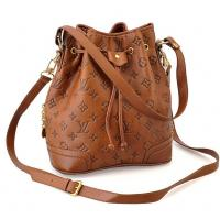 Buy cheap Louis Vuitton leather embossed Series toilet Messenger shoulder bag handbag from Wholesalers