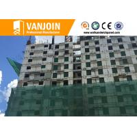 Buy cheap EPS Foam Cement Lightweight Sandwich Wall Panels For Villa House from wholesalers