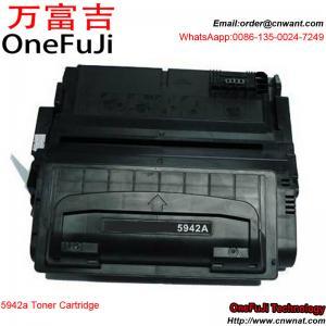 China toner cartridge wholesale 5942 toner cartridge for hp printer on sale