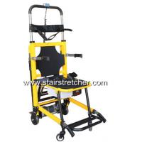 Buy cheap High Strength Stair Stretcher , Adjustable Sliding Stair Climbing Wheel Chair from Wholesalers