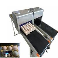 Buy cheap Variable Speed Automatic Egg Stamping Machine With Multiple High Effect from Wholesalers
