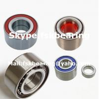 Quality Double Row Tapered Roller Bearing Structure 42KWD02 A Front Wheel Hub Bearing wholesale