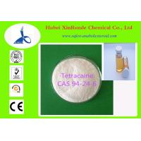 Quality Anesthetic Drugs Tetracaine Pharmaceutical Intermediate CAS 94-24-6 wholesale