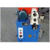 Quality High Speed Edge Pipe Chamfering Machine Automatic Blade Driving High Safety for sale
