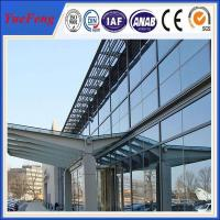 Buy cheap Cost-effective aluminium curtain wall profiles china exporter from Wholesalers