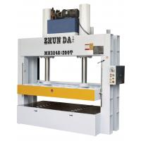 Buy cheap 2500 X 1250mm Hydraulic Cold Press Machine Big Frame For Wood Door Making from wholesalers