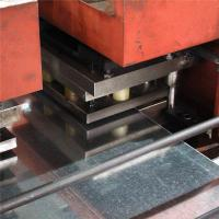 Buy cheap Wide Span Cable Tray Roll Forming Machine With Punching Mould from Wholesalers