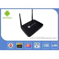 Buy cheap Amlogic S805 Android Smart IPTV Box Quad Core / Android Television Box from Wholesalers