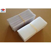 Buy cheap Stickly Magic Self Adhesive Hook And Loop Tape , White Nylon Hook And Loop Square Shape from Wholesalers