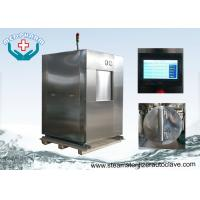 Buy cheap Vertical Sliding Door  Autoclave Sterilizers With Multilevel User Access And Alarm Sequences from Wholesalers