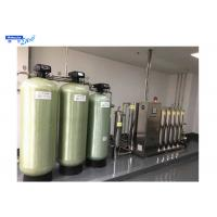 3000L/H Blood Kidney SS304 Ro Plant For Hemodialysis, PLC Control System