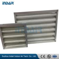 Moisture Resistance HVAC Return Air Filter With Large Dust Holding Capacity