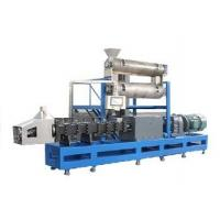 Buy cheap 2000kgs/h twin screw extruder  fish feed making machine japan from Wholesalers