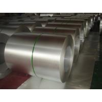 Quality Heat Exchanger Hot Dipped Galvanized Steel Coils With Custom Cut Spangle wholesale
